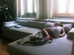 Nieruchomość na kanapie
